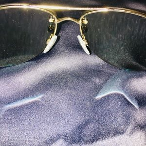 Prada Accessories - New Prada Unisex Aviator Sunglasses